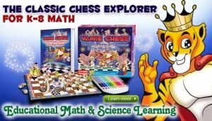 Yamie Chess-K-8 Math Learning Tool