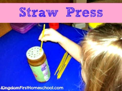 Straw Press