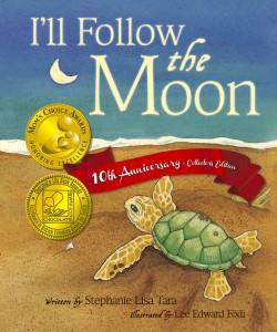 "Free Children's Book ""I'll Follow the Moon"""